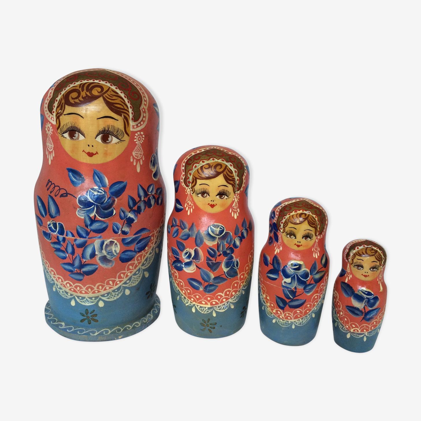 Poupées russes vintage