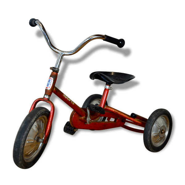 Tricycle Jockey De La Marque Judez Vintage M 233 Tal