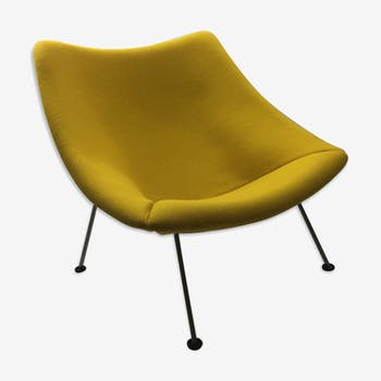 Chair Oyster vintage by Pierre Paulin for Artifort 1965