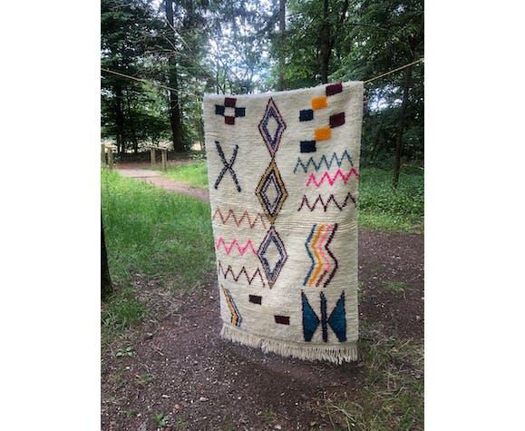 Tapis Azilal authentique 146x96cm