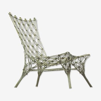 Knotted chair by Marcel Wanders | 1996 - Droog Design