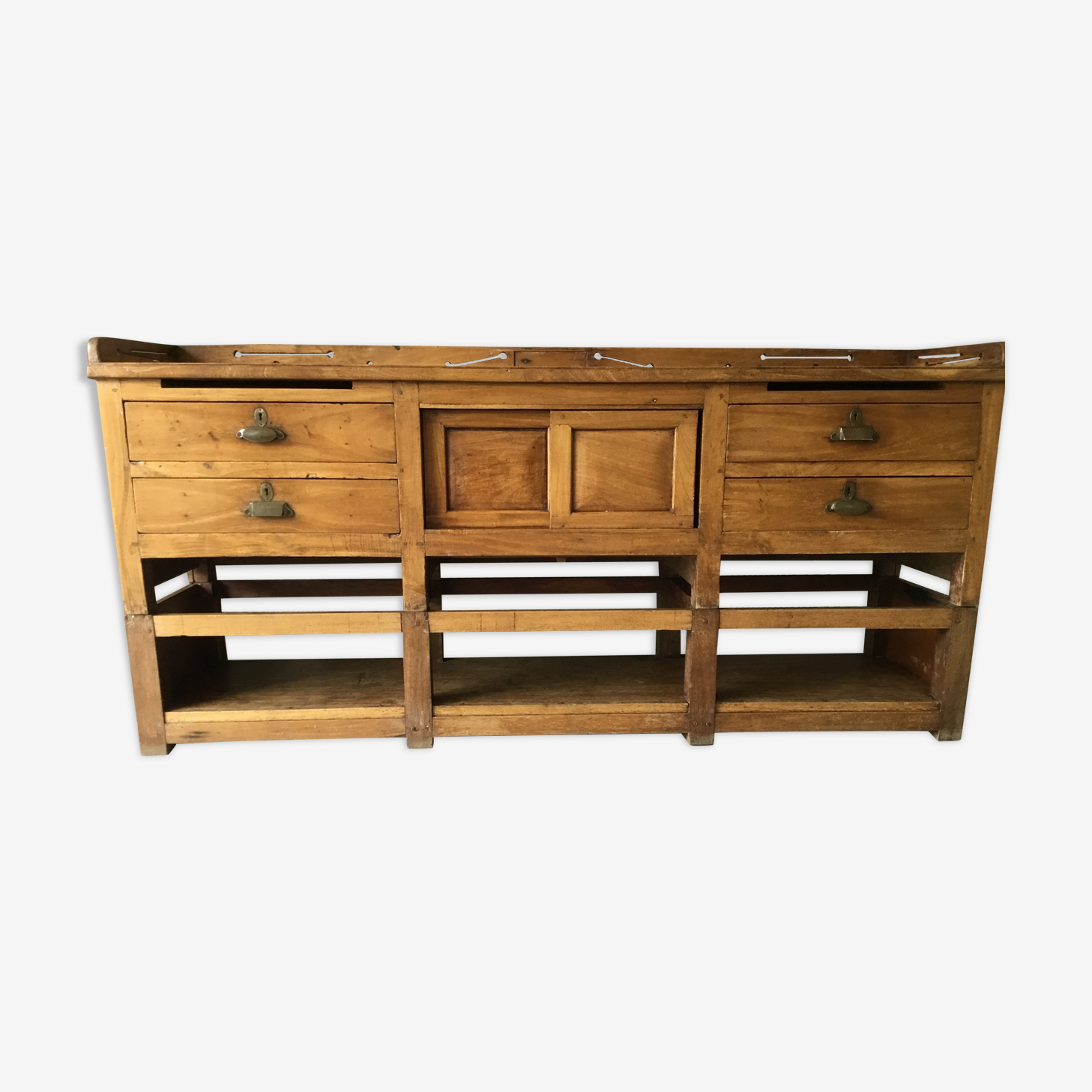 Old counter furniture
