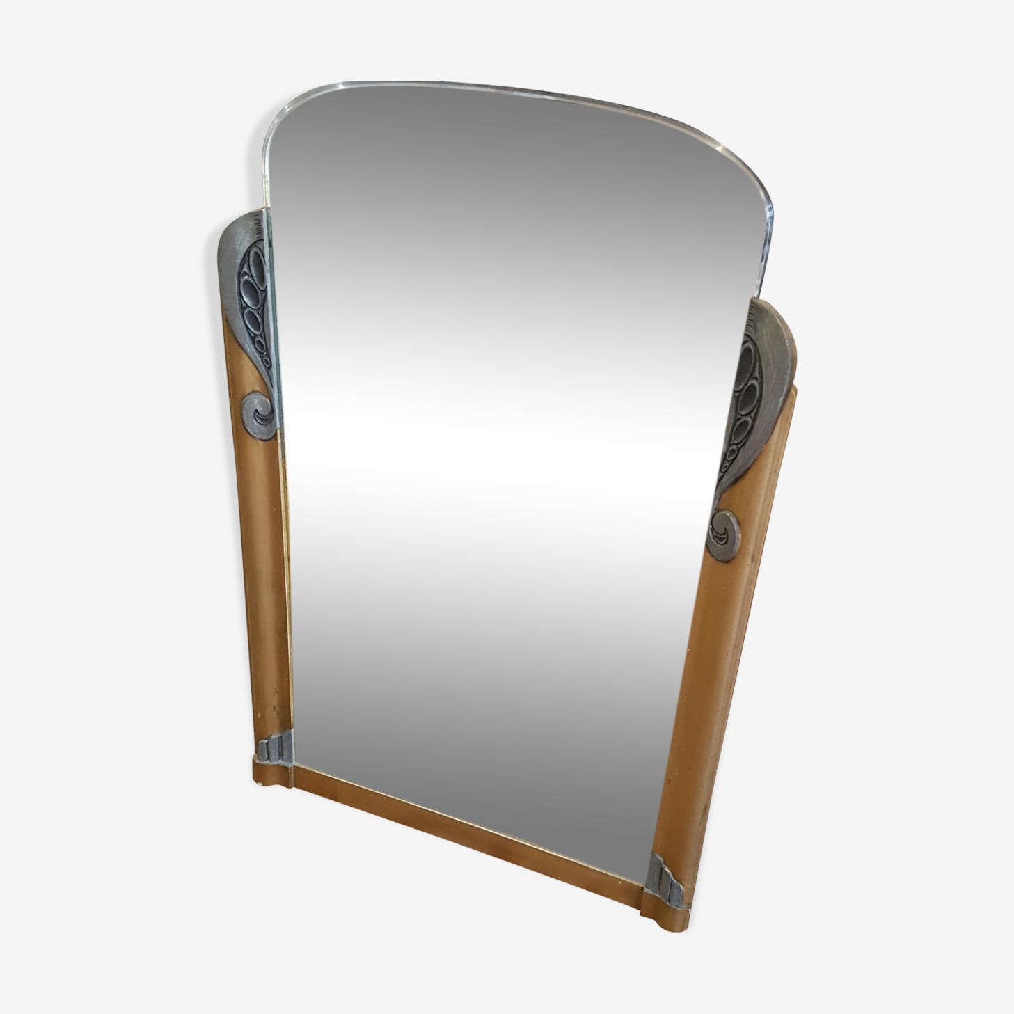 Miroir art déco 75x106cm