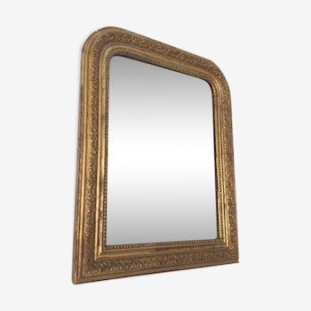 Miroirs classiques vintage d 39 occasion for Miroir ancien louis philippe