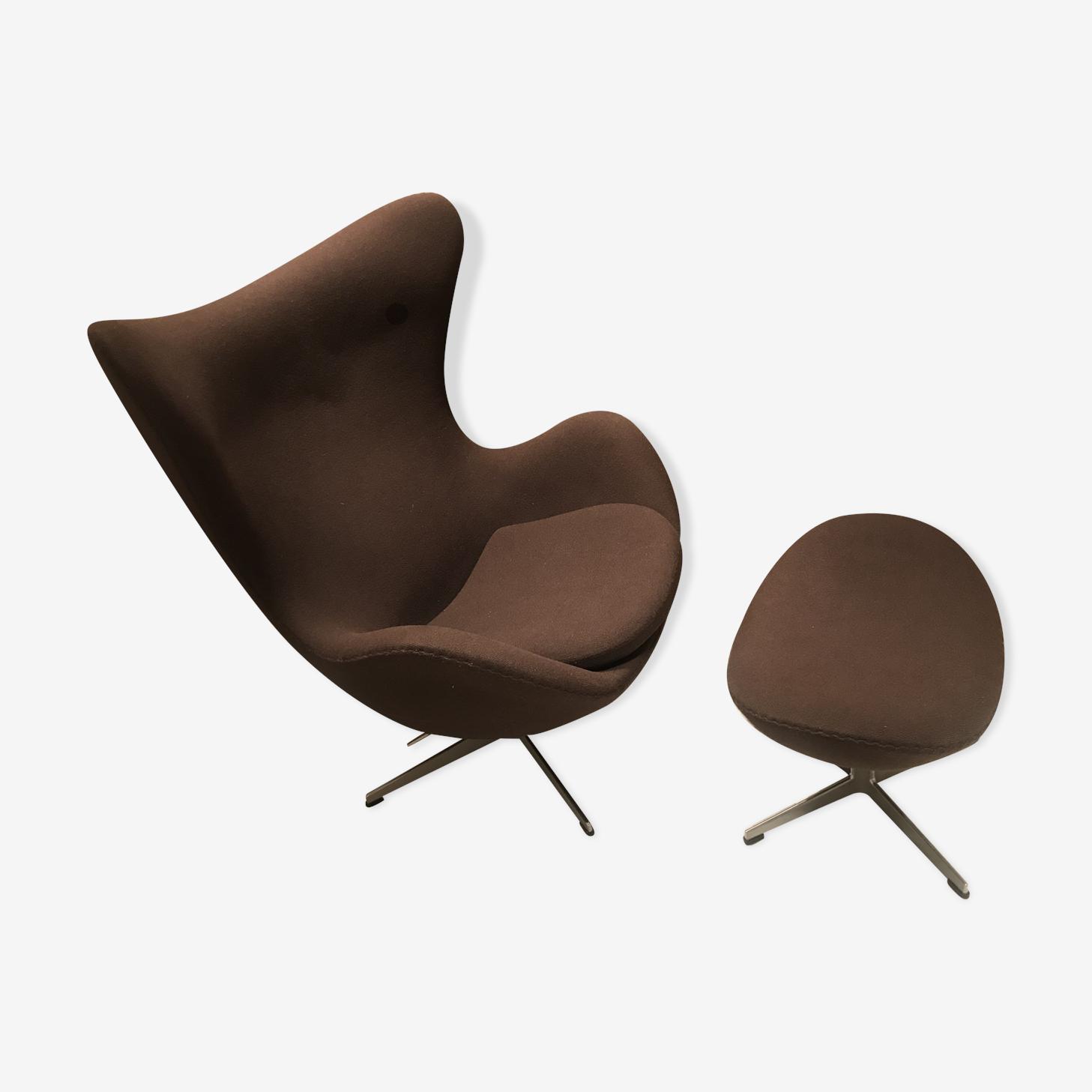 Egg armchair