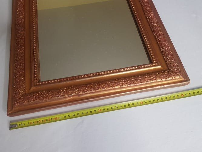 Old Louis Philippe style mirror 1900 - 58x42cm