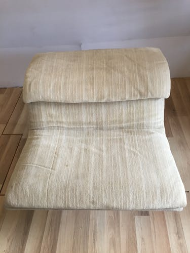 Paire de fauteuils de Giovanni Offredi pour Saporiti
