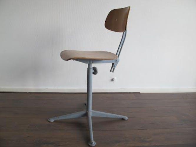 Chaise d'Architecte par Friso Kramer pour Ahrend Cirkel, 1973