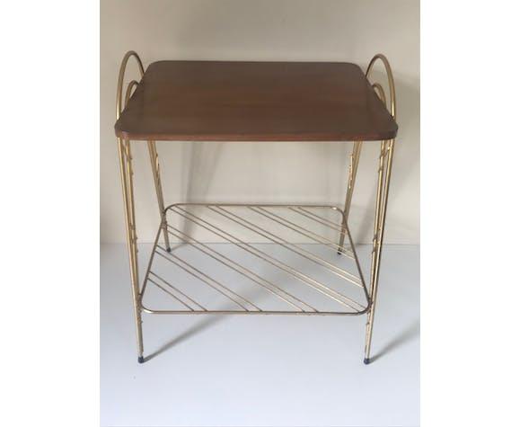 Table sellette vintage années 60