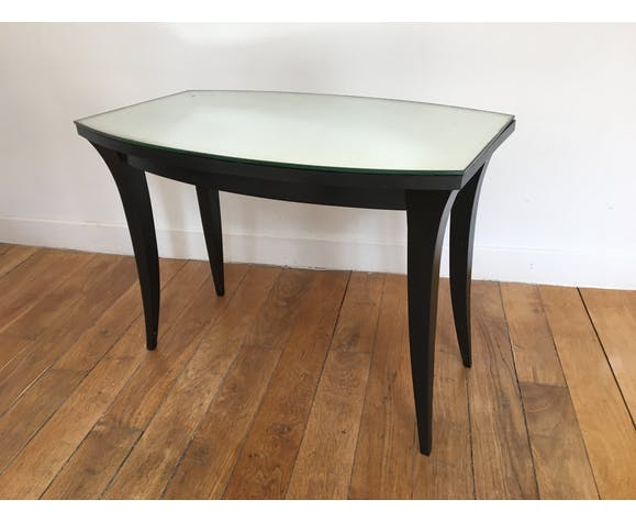 Table low art deco style