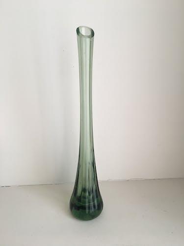 Soliflore verre de 32 cm