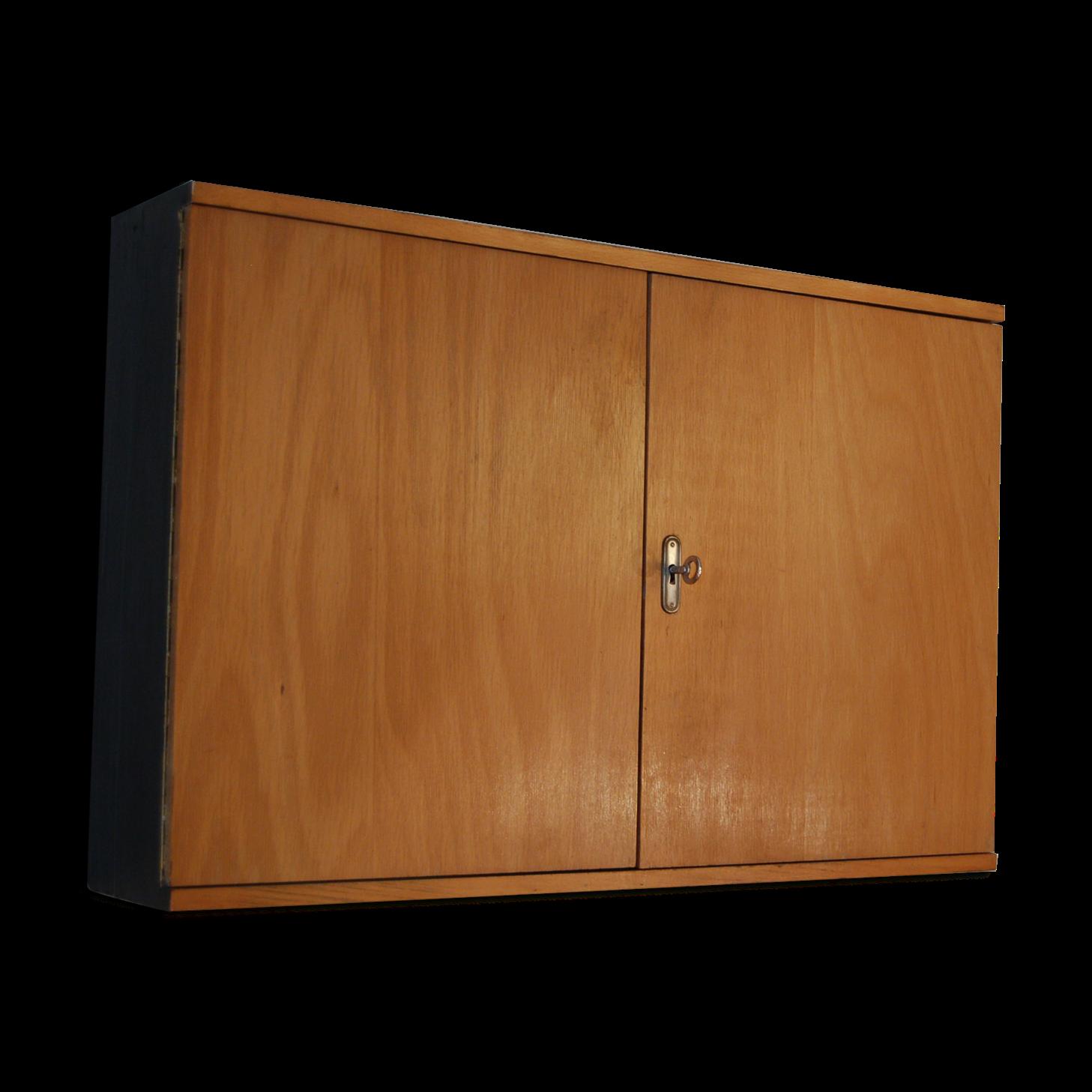 vintage 60s furniture. Closet Wall Early 60s Furniture Storage Vintage Beech Toolbox - Wood Brown VrNwJVY