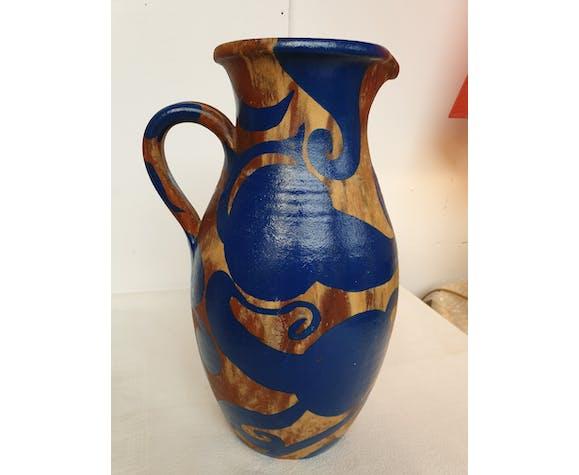 Biot's large ceramic pitcher