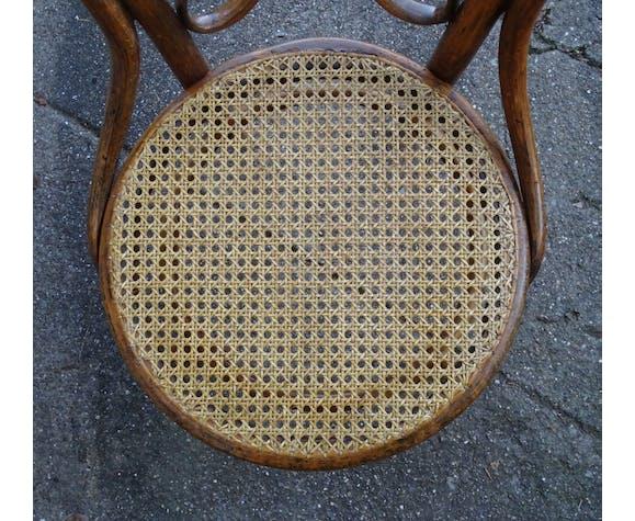 Chaise de Vienne Kohn N°35 de 1890 Bistrot cannée