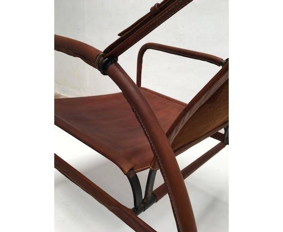 chaise pliante jacque adnet