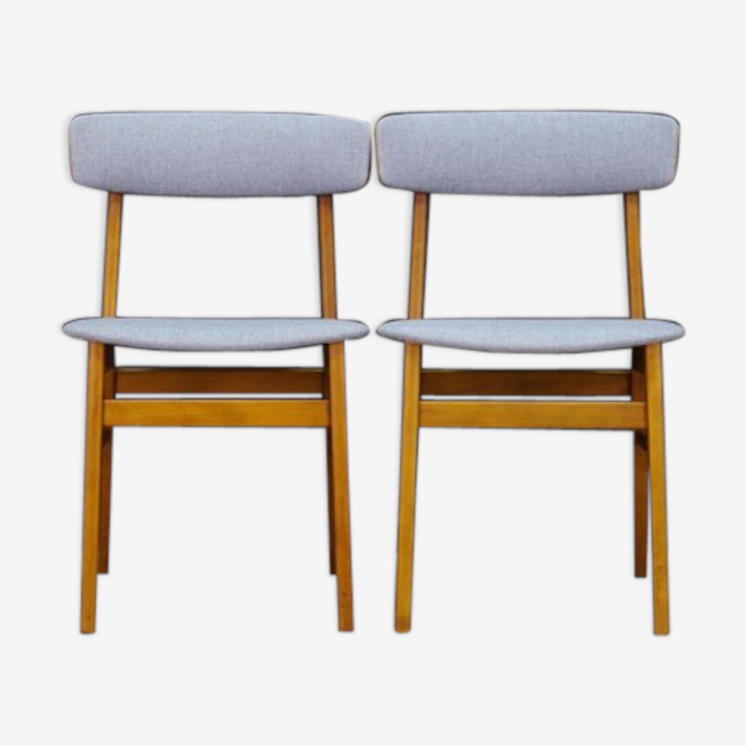 Chaises Farstrup design danois design