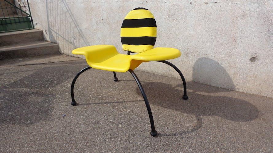 Fauteuil abeille Eva & Peter Moritz