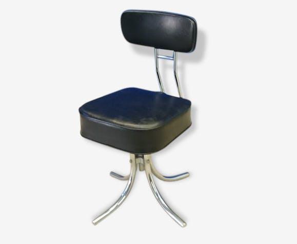 Chaise fauteuil de bureau vintage Pullman | Selency
