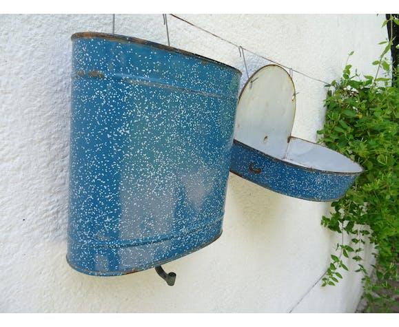 Fontaine émaillée