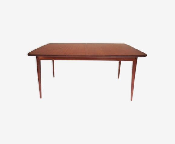 Table danoise en teck - années 60