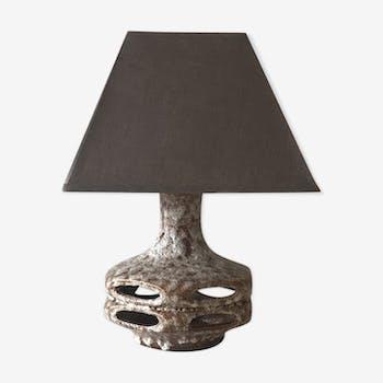 Ceramic lamp West Germany
