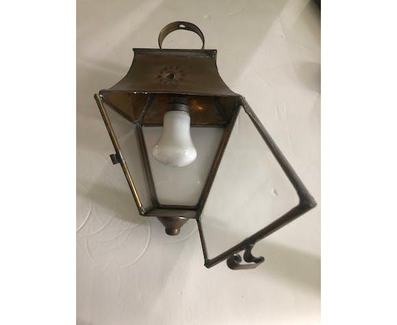 Lanterne extérieur en cuivre