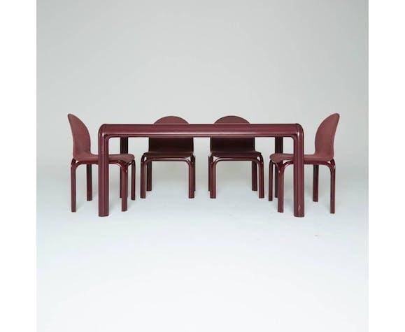 Salle à manger n°54A par Gae Aulenti pour Knoll International