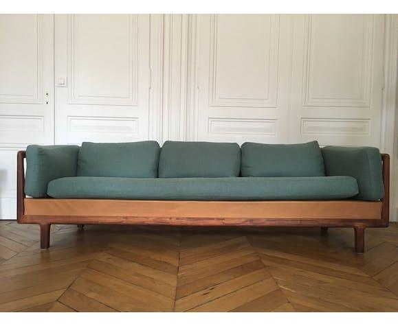 Swedish Sofa 3 Places By Folke Ohlsson