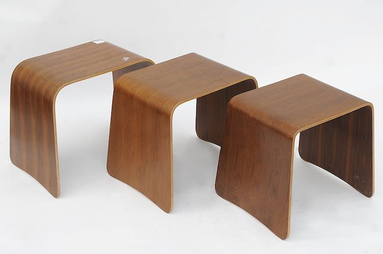 3 tables gigogne