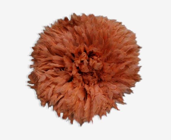 Juju hat orange pastel de 40 cm
