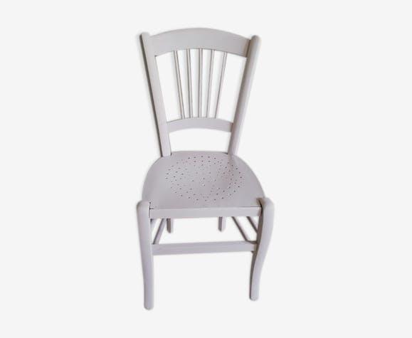 Des Bistrot Chaise Années Couleur Pâle 30 Boismatériau Rose CxBerod