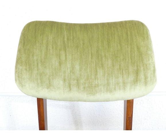 Paire de chaises scandinaves des années 50