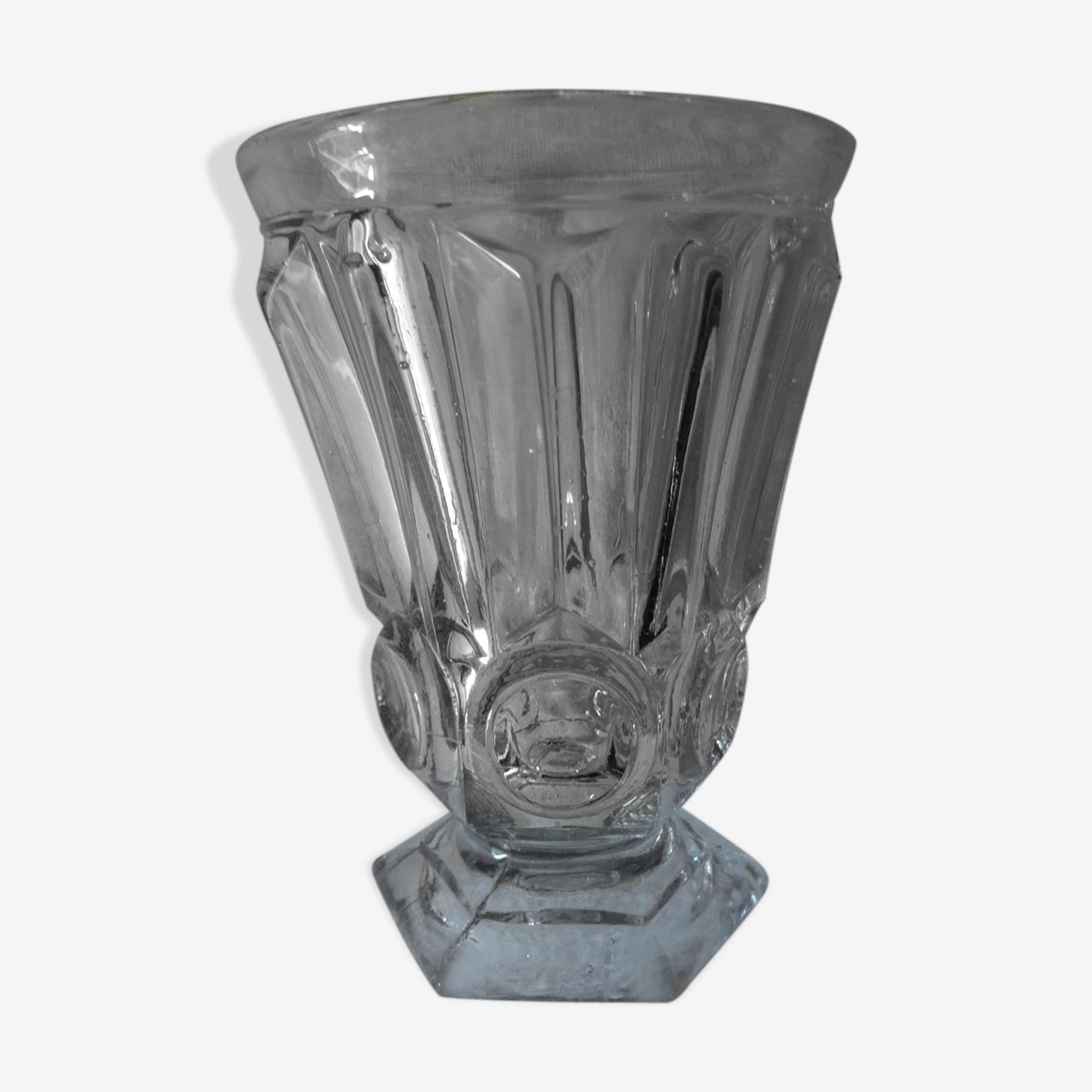 molded glass vase 50/60