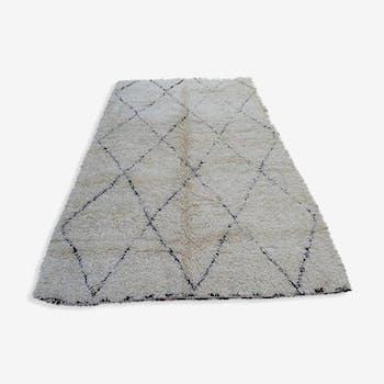 Beni ouarain 165x290cm carpet