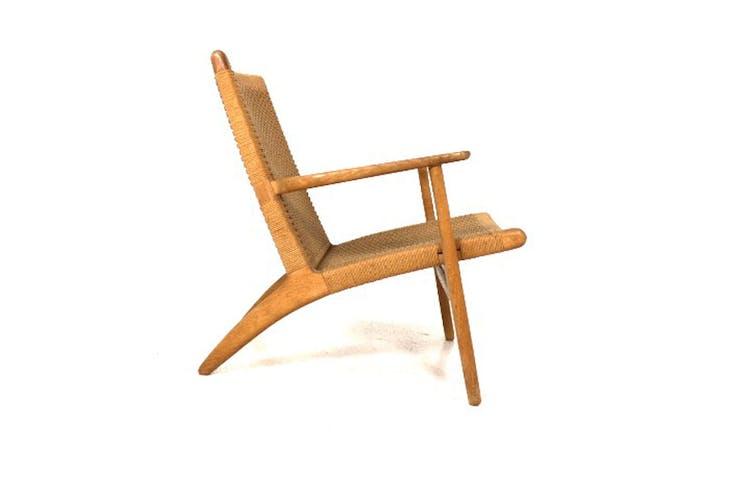 """""""CH25"""" chair, Hans J. Wegner, Denmark, 1960"""