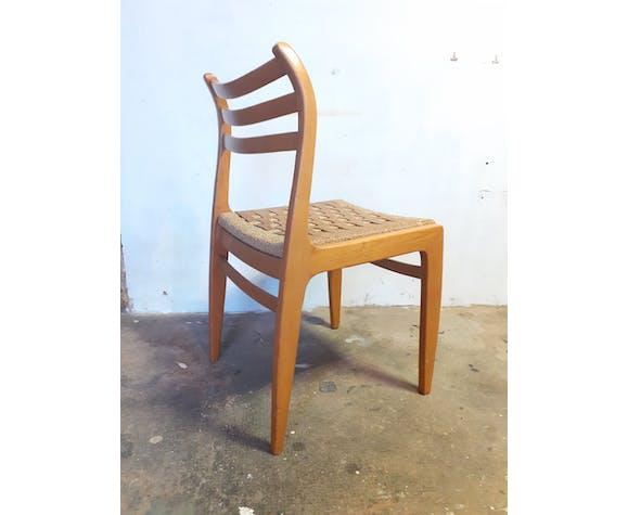 Chaise cordée