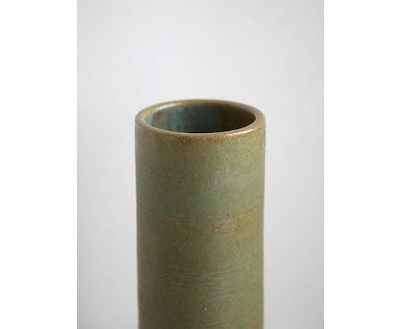 Vase vert Stahl Rudi
