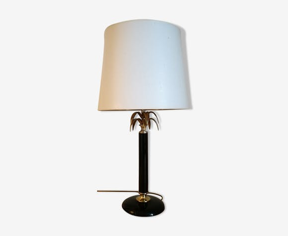 Palm Tree Lamp 1970s