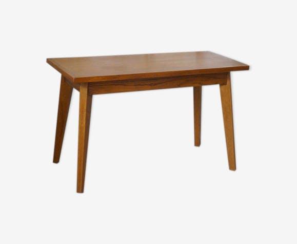 Table basse 1950 pied compas