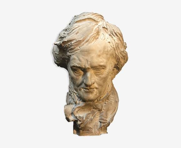 buste de Richard Wagner par Fernand Cian (édition)