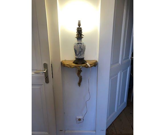 Pied de lampe Napoléon III
