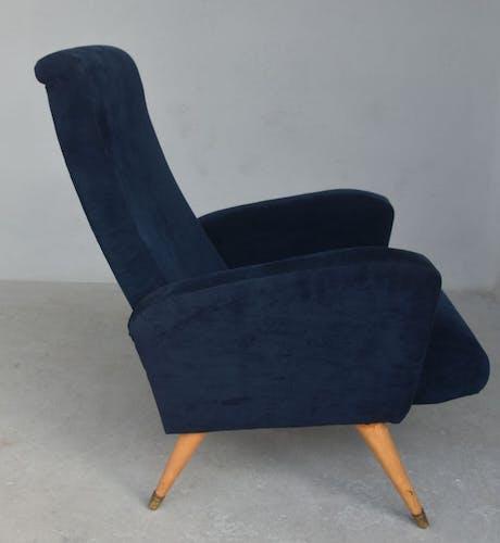 Paire de fauteuil italiens 1950
