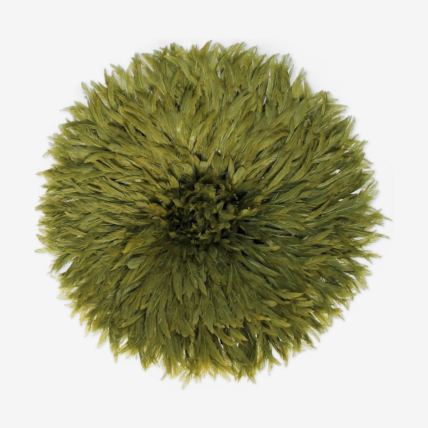 Juju Hat military green of 70 cm