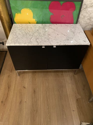 Credenza 2 positions Florence Knoll