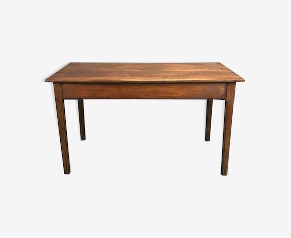 Cherry farm table - 1930s