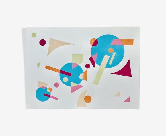 Colour universe - 42x58 cm