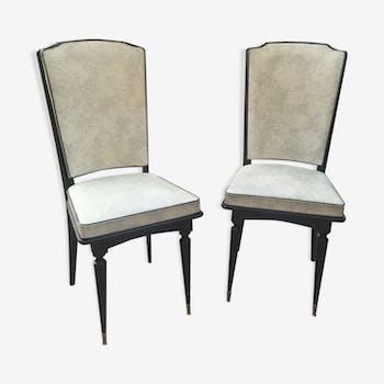 Ensemble de 2 chaises