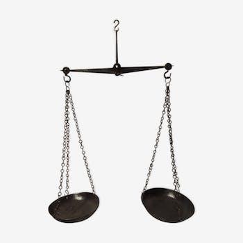 Balance romaine 19ème