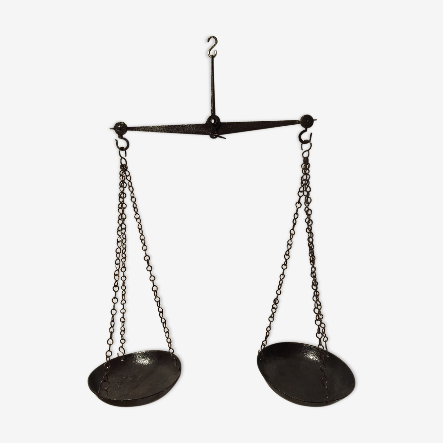 Balance roman 19th
