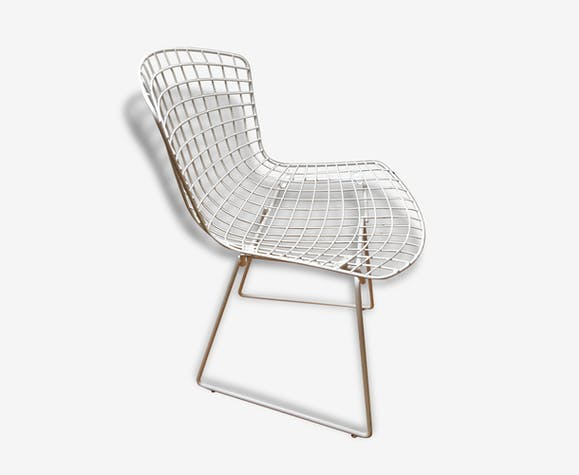 chaise bertoia blanche chaise bertoia frais best knoll images on pinterest photos of chaise. Black Bedroom Furniture Sets. Home Design Ideas